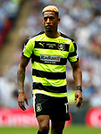 Rajiv van La Parra of Huddersfield Town during the SkyBet Championship Play Off Final match at the Wembley Stadium, England. Picture date: May 29th, 2017.Picture credit should read: Matt McNulty/Sportimage