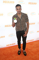 27 July 2019 - Hollywood, California - Danell Leyva. Michael B. Jordan And Lupus LA Present 3rd Annual MBJAM19 held at Dave & Busters. Photo Credit: FSadou/AdMedia