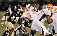 Florida International University Golden Panthers v. Bowling Green University Falcons at Miami, Florida on Saturday, September 16, 2006...Senior linebacker Alexander Bostic III (45)