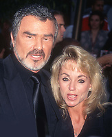 Burt Reynolds Pam Seals 1997<br /> Photo By John Barrett/PHOTOlink