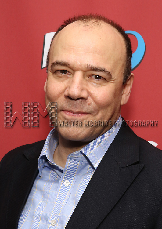 Danny Burstein attends the cast party for the Roundabout Theatre Company presents a One-Night Benefit Concert Reading of 'Damn Yankees' at the Stephen Sondheim Theatre on December 11, 2017 in New York City.