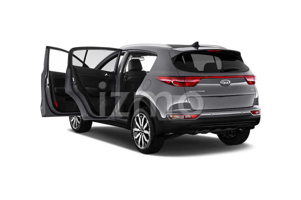 Car images of 2017 KIA Sportage 2.4-EX-AT-AWD 5 Door SUV Doors