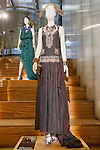 Phyllis Moore dress shown at the Catherine Martin and Muccia Prada Dress Gatsby display at Prada store in SOHO, NYC May 4, 2013.