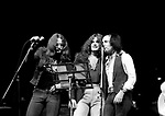 Butterfly Ball 1975 David Coverdale Glenn Hughes John Lawton Roual Albert Hall 16th October 1975<br /> © Chris Walter