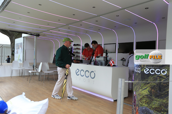 ECCO at the Irish Open, Carton House, Maynooth, Co. Kildare, Ireland. 29/6/13<br /> Picture:  Fran Caffrey / www.golffile.ie