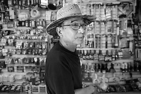 Mario Leon Aranda. Hardware store owners in Mexicali, Baja California, and San Luis Rio Colorado, Sonora.  Mexico