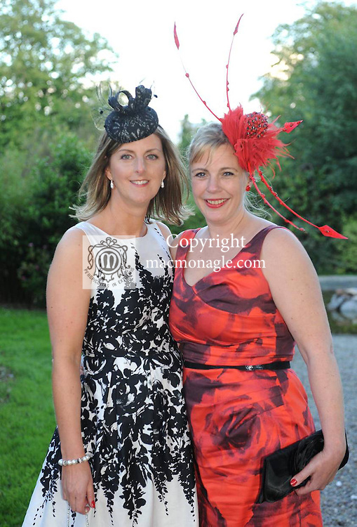 Vivienne Power and Rachel Parsons at the Ladies Day Soirée after race party in The Malton Hotel, Killarney on Thursday night. Picture: Eamonn Keogh (MacMonagle, Killarney)