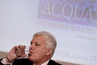 Il Ministro dell'Ambiente presenta il Summit su Acqua e Clima