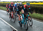 The breakaway group during Stage 3 of the 2019 Tour de Yorkshire, running 132km from Brindlington to Scarborough, Yorkshire, England. 4th May 2019.<br /> Picture: ASO/SWPix/Alex Broadway | Cyclefile<br /> <br /> All photos usage must carry mandatory copyright credit (© Cyclefile | ASO/SWPix/Alex Broadway)