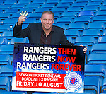 080812 Ally McCoist season tickets