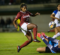 Stanford Soccer W vs UCLA, September 6, 2018