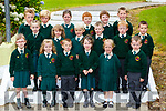 Scartaglen NS junior Infants who started in Cora Doody class this week (No name policy)