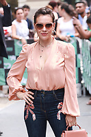 NEW YORK, NY - AUGUST 7: Alyssa Milano  at BUILD SERIES on August 7, 2018 in New York City. <br /> CAP/MPI99<br /> &copy;MPI99/Capital Pictures