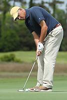 College of Charleston's Cougar Club - George Benson Invitational at The Golf Club at Briar's Creek, Johns Island, SC, May 1, 2013, Photographer: Al Samuels