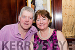 At the Macra na Feirme fundraising dance in The Manor Inn Killorglin on Saturday, Noel Lynch & Florence Foley.