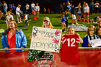 Boyds, MD - Saturday June 03, 2017: fans during a regular season National Women's Soccer League (NWSL) match between the Washington Spirit and Houston Dash at Maureen Hendricks Field, Maryland SoccerPlex.