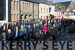 The Funeral of Christy Kissane in St James Church Killorglin on Friday