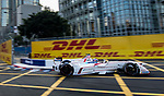Neel Jani of Switzerland from DRAGON competes during the FIA Formula E Hong Kong E-Prix Round 2 at the Central Harbourfront Circuit on 03 December 2017 in Hong Kong, Hong Kong. Photo by Marcio Rodrigo Machado / Power Sport Images