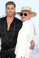 LOS ANGELES - SEP 13:  Chaz Dean, Nicollette Sheridan_ at the Project Angel Food Awards Gala at the Garland Hotel on September 13, 2019 in Los Angeles, CA