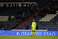 Fleetwood Town's Chris Neal during the Sky Bet League 1 match between Oldham Athletic and Fleetwood Town at Boundary Park, Oldham, England on 26 December 2017. Photo by Juel Miah / PRiME Media Images.