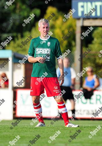 2014-07-22 / Voetbal / seizoen 2014-2015 / KFC Houtvenne / Bernard Morreel<br /><br />Foto: mpics.be