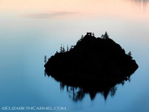 Lake of the Sky