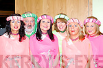 ACTING UP: Sinead Geary, John O'Keeffe, Sandra Joy, Geraldine Foyle, Geraldine O'Sullivan and Kate Edwards all acting in the Pantomime Snow White and the Seven Cromane Men in the CYMS hall, Killorglin on Monday.   Copyright Kerry's Eye 2008