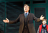 Elf <br /> by Thomas Meehan and Bob Martin <br /> at the Dominion Theatre, London, Great Britain <br /> press photocall <br /> 2nd November 2015 <br /> <br /> Joe McGann Walter Hobbs<br /> <br /> <br /> <br /> Photograph by Elliott Franks <br /> Image licensed to Elliott Franks Photography Services