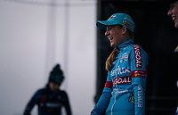 biggest victory yet for Denise Betsema (NED/Marlux-Bingoal)<br /> <br /> women's race<br /> CX World Cup Koksijde 2018
