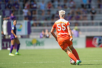 Orlando, FL - Saturday June 24, 2017: Janine van Wyk during a regular season National Women's Soccer League (NWSL) match between the Orlando Pride and the Houston Dash at Orlando City Stadium.