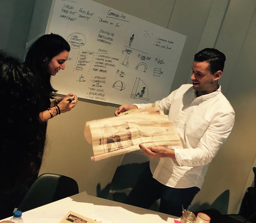 Dubai Design Week Workshops