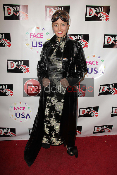 Cali T. Rossen<br /> at the Monster Man Costume Ball, Cabo Wabo, Hollywood, CA 10-16-13<br /> David Edwards/Dailyceleb.com 818-249-4998