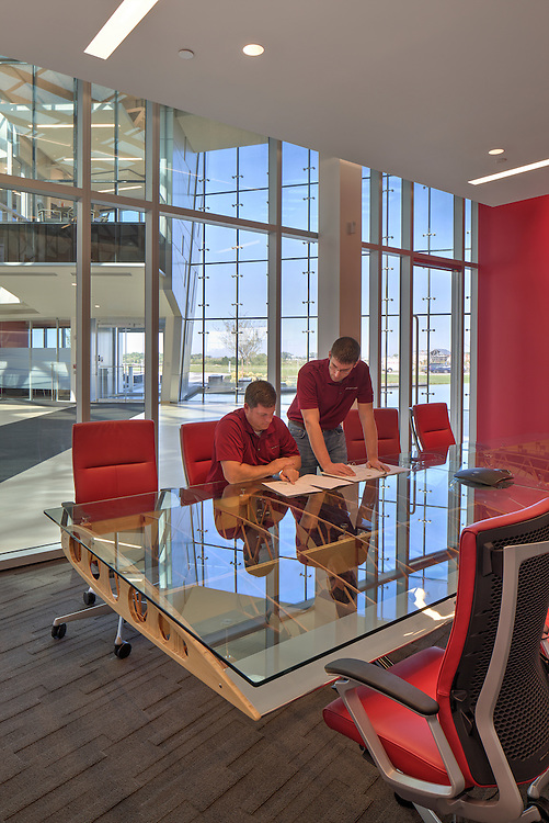 The Connor Group Corporate Headquarters   Moody Nolan, The Connor Group, Messer Construction Co., Korda/Nemeth Engineering, Prater Engineering, Edge, Visions by Grant & CD+M Lighting Design group