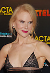 6th AACTA International Awards - Arrivals 1-6-17