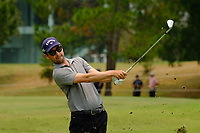 Brady Watt (AUS) on the 3rd fairway during round 4 of the Australian PGA Championship at  RACV Royal Pines Resort, Gold Coast, Queensland, Australia. 22/12/2019.<br /> Picture TJ Caffrey / Golffile.ie<br /> <br /> All photo usage must carry mandatory copyright credit (© Golffile   TJ Caffrey)