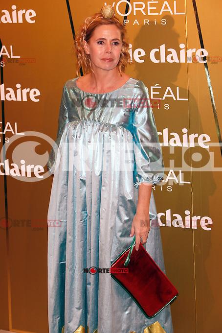 Ágatha Ruiz de la Prada attends Marie Claire Prix de la Moda awards 2012 at French Embassy in Madrid. November 22, 2012. (ALTERPHOTOS/Caro Marin) /NortePhoto