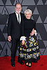 12.11.2017; Hollywood, USA: HELEN MIRREN AND TAYLOR HACKFORD<br /> attend the Academy&rsquo;s 2017 Annual Governors Awards in The Ray Dolby Ballroom at Hollywood &amp; Highland Center, Hollywood<br /> Mandatory Photo Credit: &copy;AMPAS/Newspix International<br /> <br /> IMMEDIATE CONFIRMATION OF USAGE REQUIRED:<br /> Newspix International, 31 Chinnery Hill, Bishop's Stortford, ENGLAND CM23 3PS<br /> Tel:+441279 324672  ; Fax: +441279656877<br /> Mobile:  07775681153<br /> e-mail: info@newspixinternational.co.uk<br /> Usage Implies Acceptance of Our Terms &amp; Conditions<br /> Please refer to usage terms. All Fees Payable To Newspix International