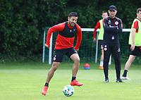 Marco Fabian (Eintracht Frankfurt) - 01.05.2018: Eintracht Frankfurt Training, Commerzbank Arena