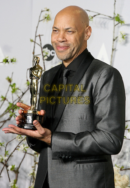 02 March 2014 - Hollywood, California - John Ridley. 86th Annual Academy Awards held at the Dolby Theatre at Hollywood &amp; Highland Center. <br /> CAP/ADM<br /> &copy;AdMedia/Capital Pictures