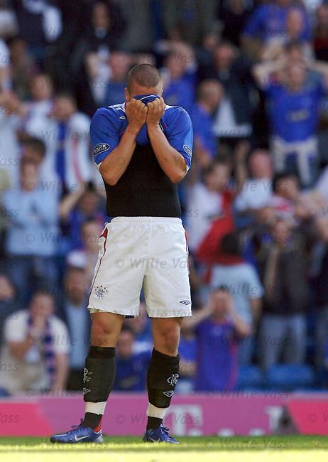Filip Sebo, Rangers.stock season 2006-2007.pic willie vass