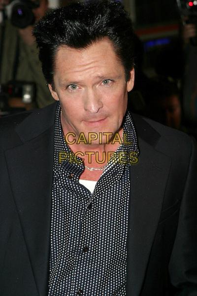 MICHAEL MADSEN.Kill Bill 2 Premiere, Empire Leicester Square.April 20th, 2004.headshot, portrait.www.capitalpictures.com.sales@capitalpictures.com.© Capital Pictures.