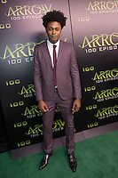 VANCOUVER, BC - OCTOBER 22: Echo Vellum at the 100th episode celebration for tv's Arrow at the Fairmont Pacific Rim Hotel in Vancouver, British Columbia on October 22, 2016. Credit: Michael Sean Lee/MediaPunch