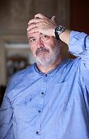 Tullio Avoledo è nato nel 1957 a Valvasone, in Friuli. Ha pubblicato tre romanzi per Sironi Editore: L'elenco telefonico di Atlantide... Matova 9 settembre 2018. © Leonardo Cendamo