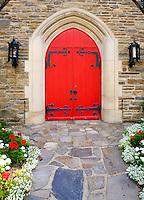 Gatlinburg First United Methodist Church, Tennessee<br /> <br /> Canon EOS 5D, 24mm f/2.8 lens