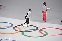 OLYMPIC GAMES: PYEONGCHANG: 14-02-2018, Gangneung Oval, Long Track, 1000m Ladies, Judith Dannhauer, ©photo Martin de Jong
