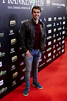 Daniel Muriel attends to El Jovencito Frankenstein premiere at La Luz Philips Teather in Madrid, Spain. November 13, 2018. (ALTERPHOTOS/A. Perez Meca) /NortePhoto.com