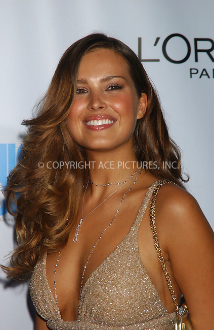 WWW.ACEPIXS.COM . . . . . ....September 7, 2006, New York City. ....Petra Nemcova arrives at the 3rd Annual Fashion Rocks Concert held at Radio City Music Hall. ....Please byline: KRISTIN CALLAHAN - ACEPIXS.COM.. . . . . . ..Ace Pictures, Inc:  ..(212) 243-8787 or (646) 769 0430..e-mail: info@acepixs.com..web: http://www.acepixs.com