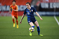 Cleveland, Ohio - Tuesday June 12, 2018: Rose Lavelle during an international friendly match between the women's national teams of the United States (USA) and China PR (CHN) at FirstEnergy Stadium.