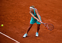Paris, France, 26 June, 2016, Tennis, Roland Garros,  Timea Bacsinszky (SUI)<br /> Photo: Henk Koster/tennisimages.com