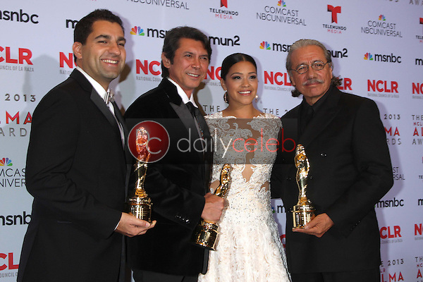 Lou Diamond Phillips, Gina Rodriguez, Edward James Olmos<br />